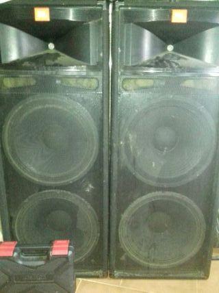 Equipo de sonido jbl