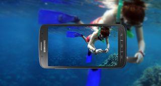 Tablet Samsung Galaxy Tab Active SUMERGIBLE