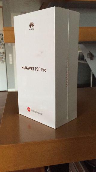 Movil huawei P20 pro