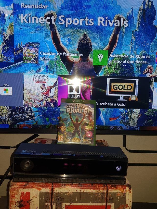 Kinect Para Xbox One Nuevo Y Juego Para Kinect De Segunda Mano Por