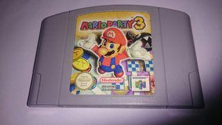 Mario Party 3 Nintendo 64 ( ENVIO INCLUIDO )