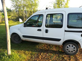 renault grand kangoo 2008 de segunda mano por en santa amalia en wallapop. Black Bedroom Furniture Sets. Home Design Ideas