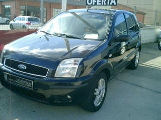 Ford Fusion TDCI TREND 5P