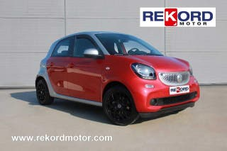 "Smart Forfour TURBO PASSION 90CV TWINAMIC ""AUTOMÁTIC""LEVAS"