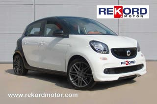 Smart Forfour TURBO PASSION 90CV TWINAMIC- BRABUS LLANTAS