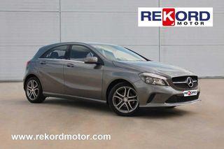 Mercedes Clase A d 7G-DCT INSPIRATION_PACK AS+NAV