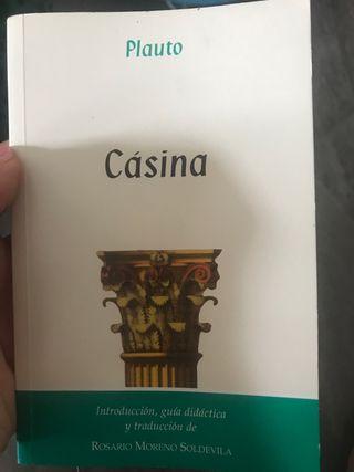 Libro Casina