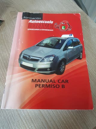 manual permiso B coche