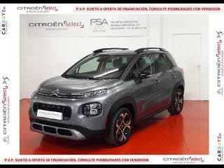 Citroen C3 Aircross BlueHDi 120 SANDS Shine 88 kW (120 CV)