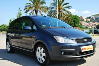 Ford Focus C-MAX 1.6 Gasolina IMPECABLE!