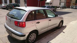 SEAT Ibiza 2002 diesel