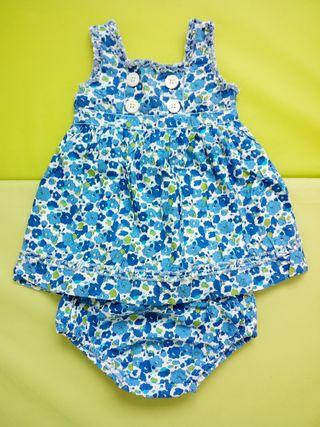 Vestido talla 3-6 meses marca Sfera