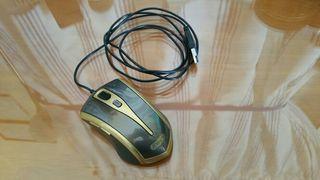 Ratón óptico USB para viaje