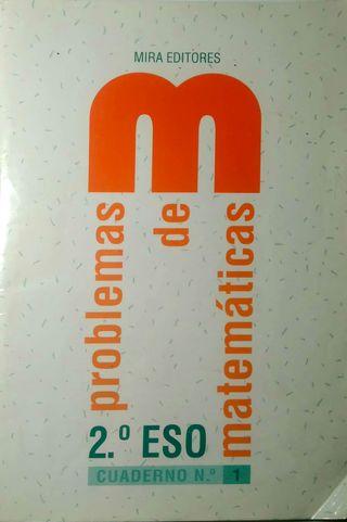 Cuadernos Matemáticas 2º ESO