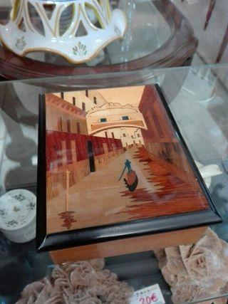 Caja de música Canal de Venecia