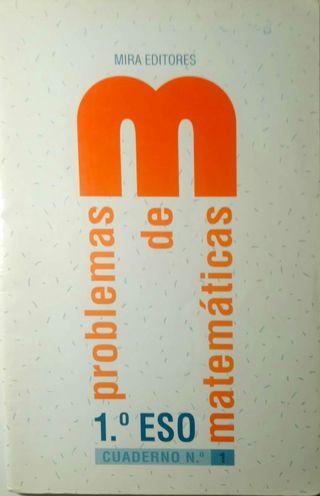 Cuadernos Matemáticas 1º ESO
