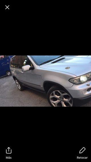 BMW X5 2005 en buenas condiciones 283000 km