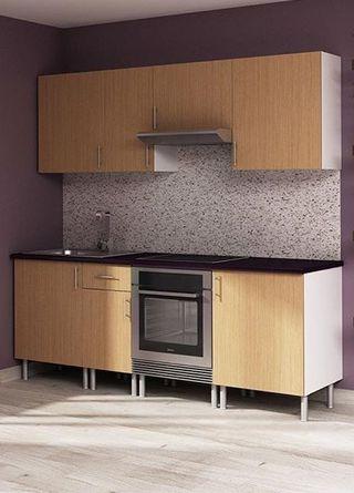 Cocina modular + encimera de fábrica! Oferta!!··