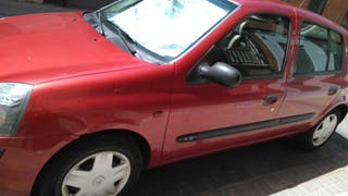 renault clio 2005 solo 91.000 kms