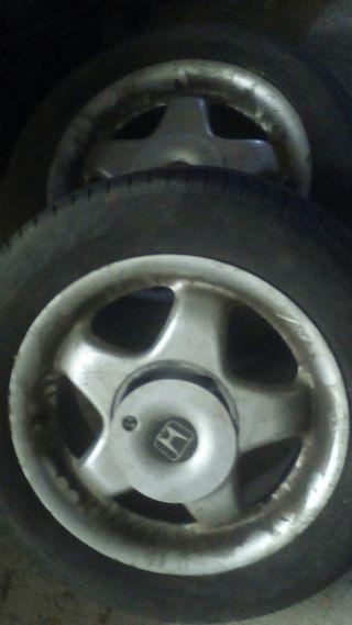 Llanta rueda coche