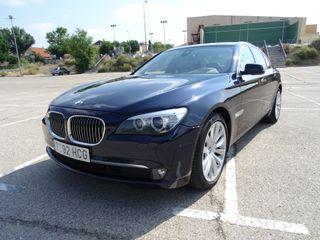 BMW 740 x drive 3.0 310 cv año 2011