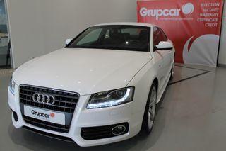 Audi A5 Coupe 1.8 t solo 67510 kms 1 año garantia