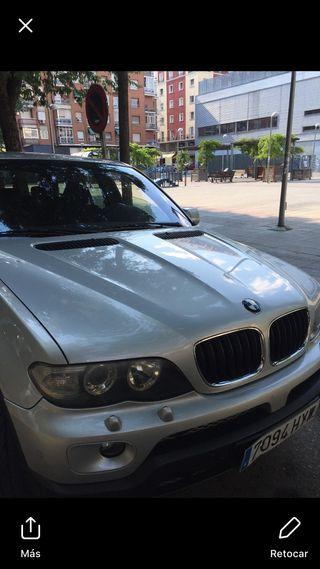 BMW X5 DIÉSEL 218hp MOTOR 3. Cell 663 661 615