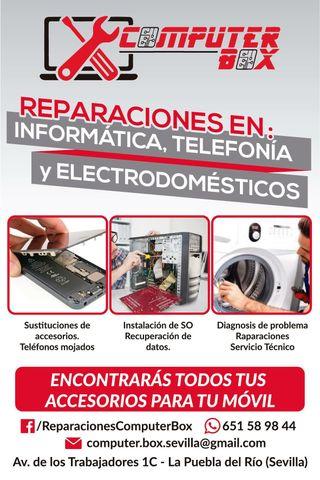 Repara tu iPhone, Huawei, Samsung