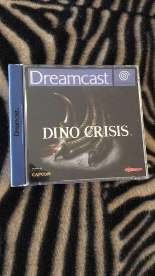 Dreamcast Dino Crisis