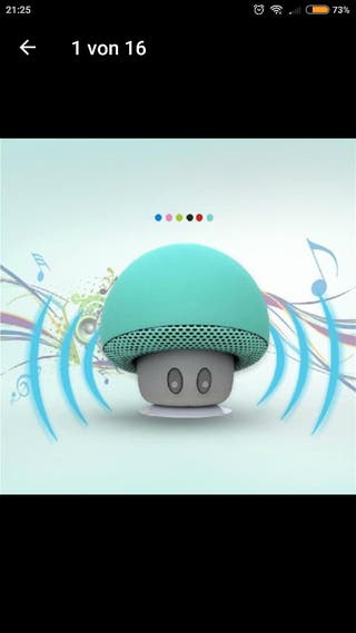Altavoz Bluetooth seta