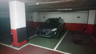 Garaje en el centro de Bilbao