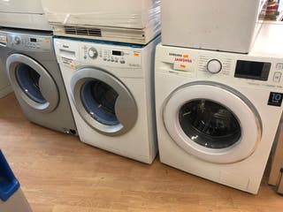 Lavadoras y neveras con garantía
