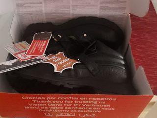 botas de seguridad N43