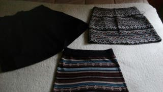 lote de faldas
