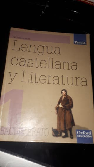 libro lengua castellana y literatura 1 bachillerat