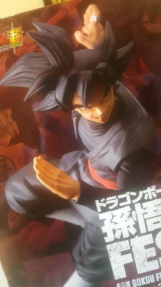 FES Dragon Ball Super Goku black ataque - oficial