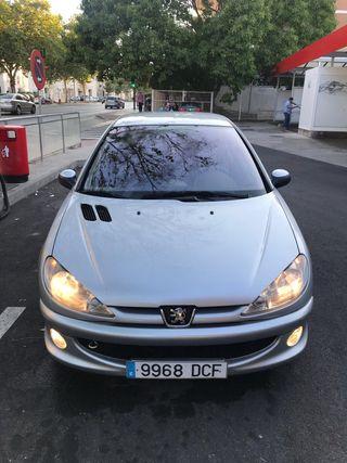 Peugeot 206 2005 quiksilver
