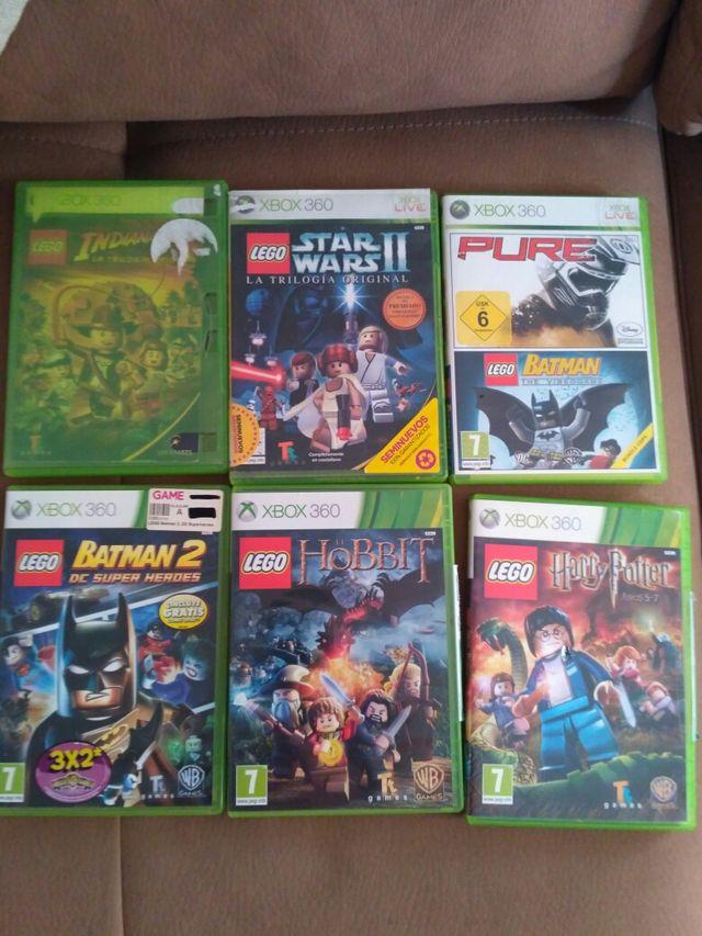 Juegos Xbox 360 Lego De Segunda Mano Por 10 En Madrid En Wallapop