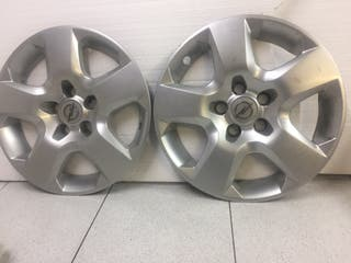 Tapacubos Opel Zafira
