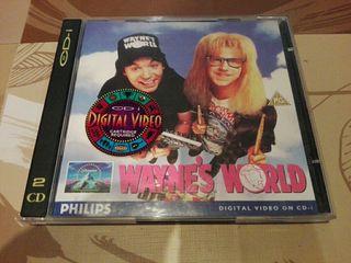 Wayne's World - CD-i VCD