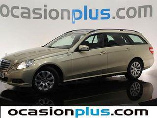 Mercedes-Benz Clase E 250 CDI BE Estate 150 kW (204 CV)