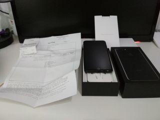 IPhone 7 plus 128gb impecable garantia