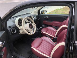 Fiat 500 2016. Cabrio
