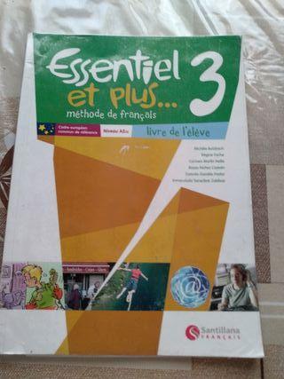 libro francés Essentiel et Plus 3