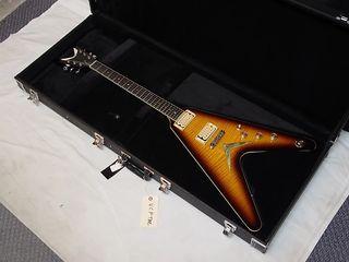 Guitarra eléctrica DEAN V CF TB DI MARZIO KOREA