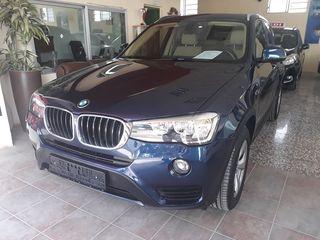 BMW X3 20D XDrive aut