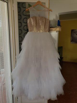 vestido de novia de segunda mano en sant feliu de codines en wallapop