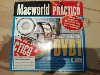 Macworld Práctico 4 - DVD-ROM para Mac