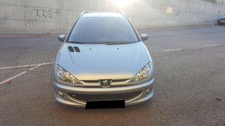 Peugeot 207sw 2005 2.0 diésel