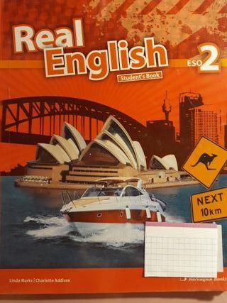 Libro Real English Burlington Books 2Eso